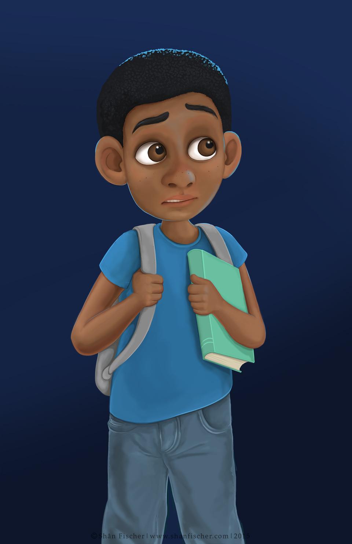 School Boy.