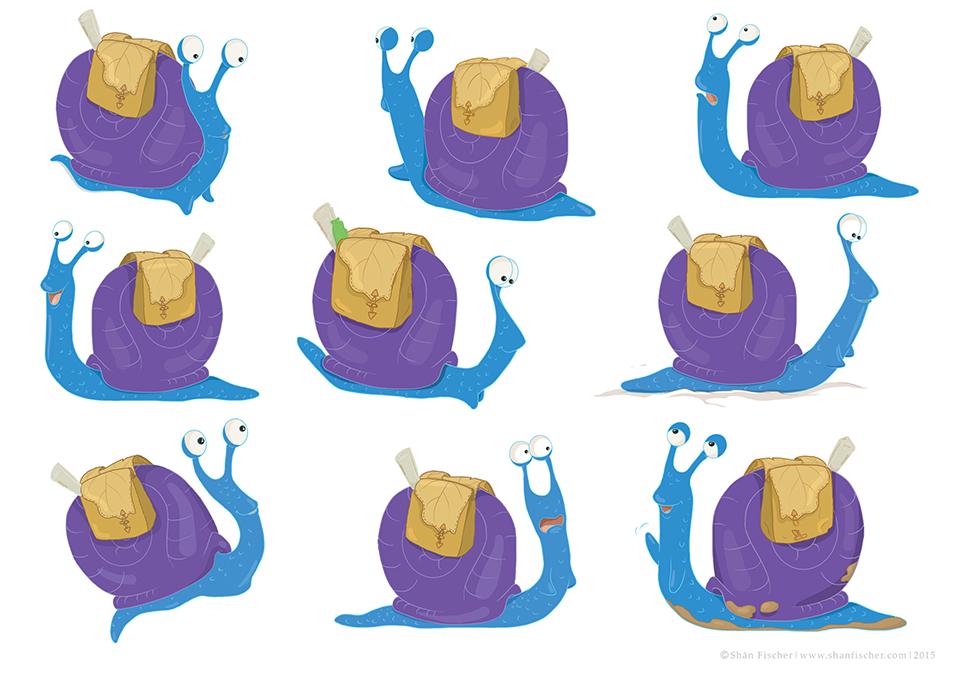 Paxton Snail.