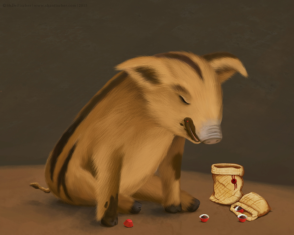 Truffle Pig.