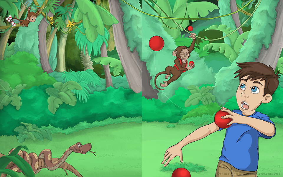 Juggling Through the Jungle.